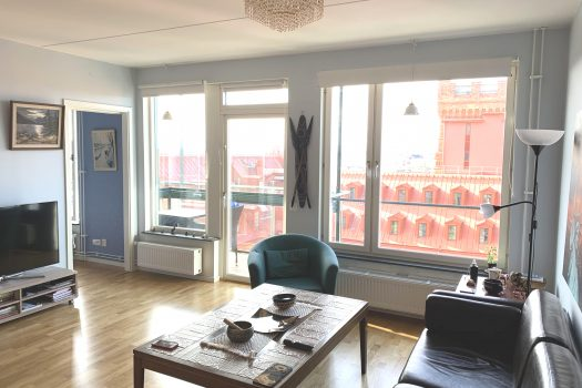 Apartment rent Newstay, Sjökvarnsbacken 4, Henriksdal